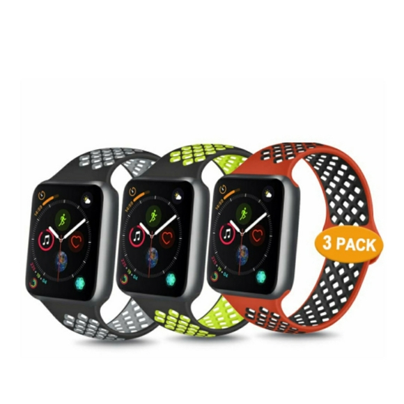 no brand Other - Apple Watch Compatible Band 3 Pack 42MM/44MM